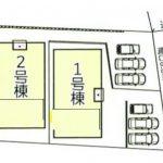 新築木造一戸建て 南城市佐敷新里1号棟(平屋)