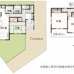【木造新築一戸建】うるま市赤道 第2:【1号棟】