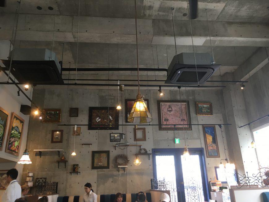 天井・内壁