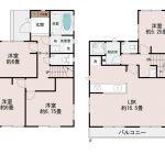 【木造新築一戸建て】名護市屋部B号棟≪全4棟≫