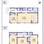 【新築戸建】うるま市石川東恩納2期 1号棟(全3棟)