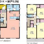 【新築戸建】うるま市石川東恩納第1 3号棟(全6棟)